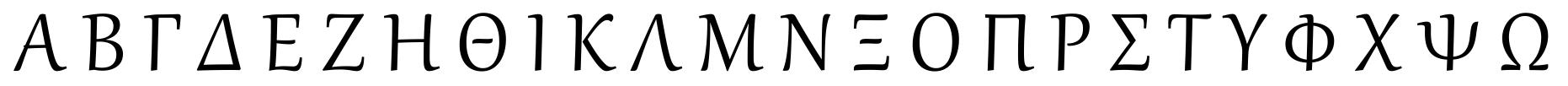 Греческие Буквы: Альфа, Бута, Гамма, Дельта, Эпсилон...